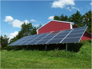 Ground-based Solar Array