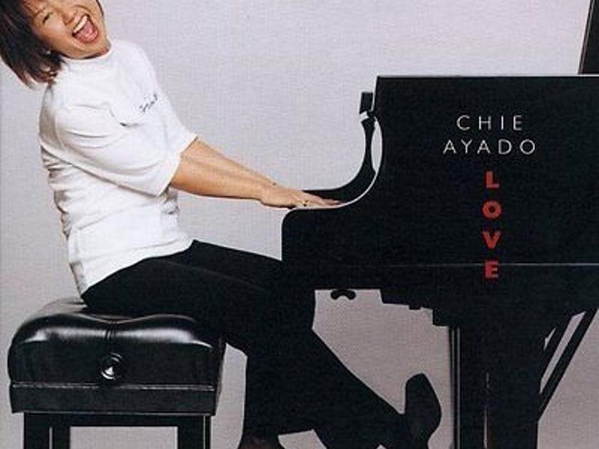 Chie Ayado - Love 180 gram lp Very Hard to Find