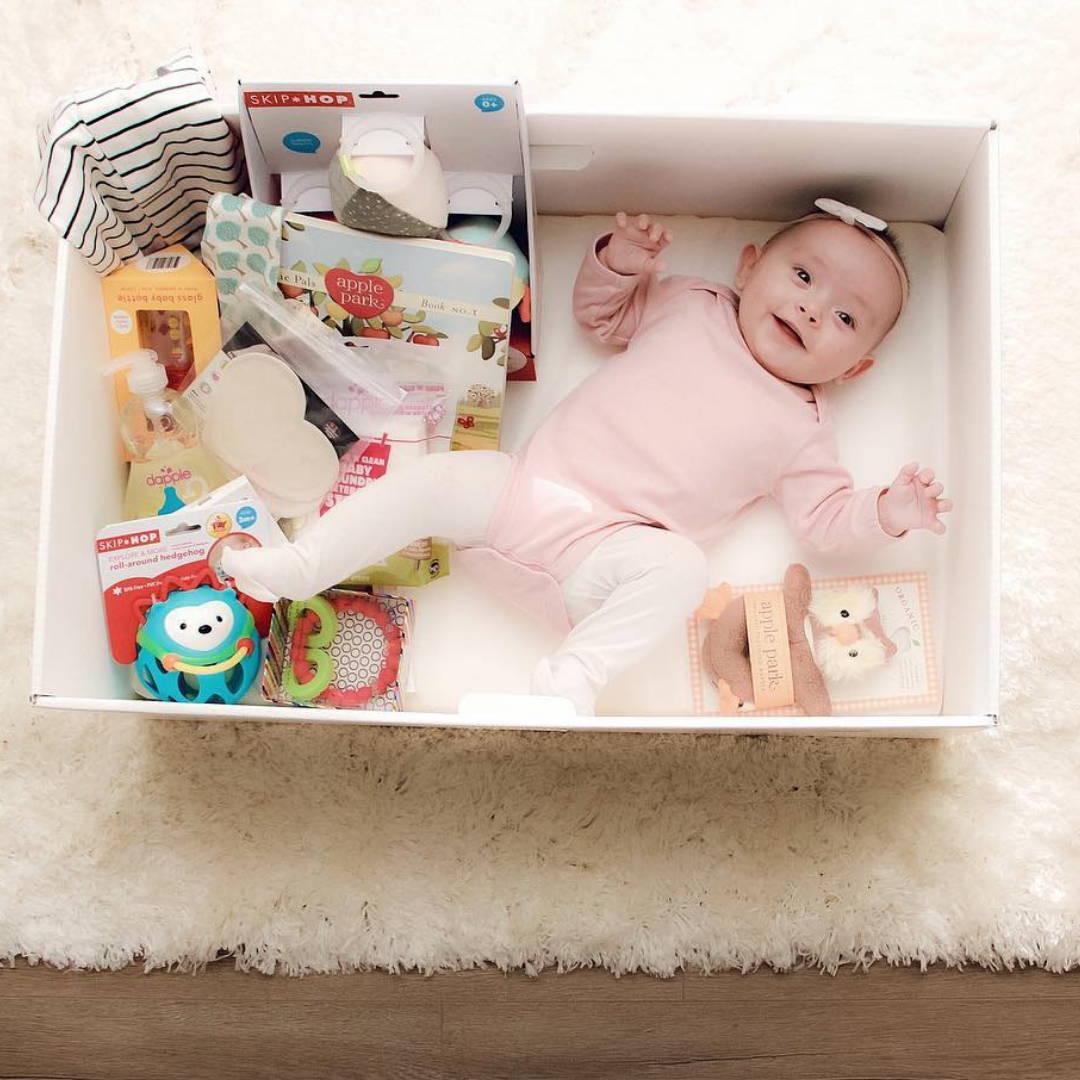 Baby Box Starter Kit | Maternity Package