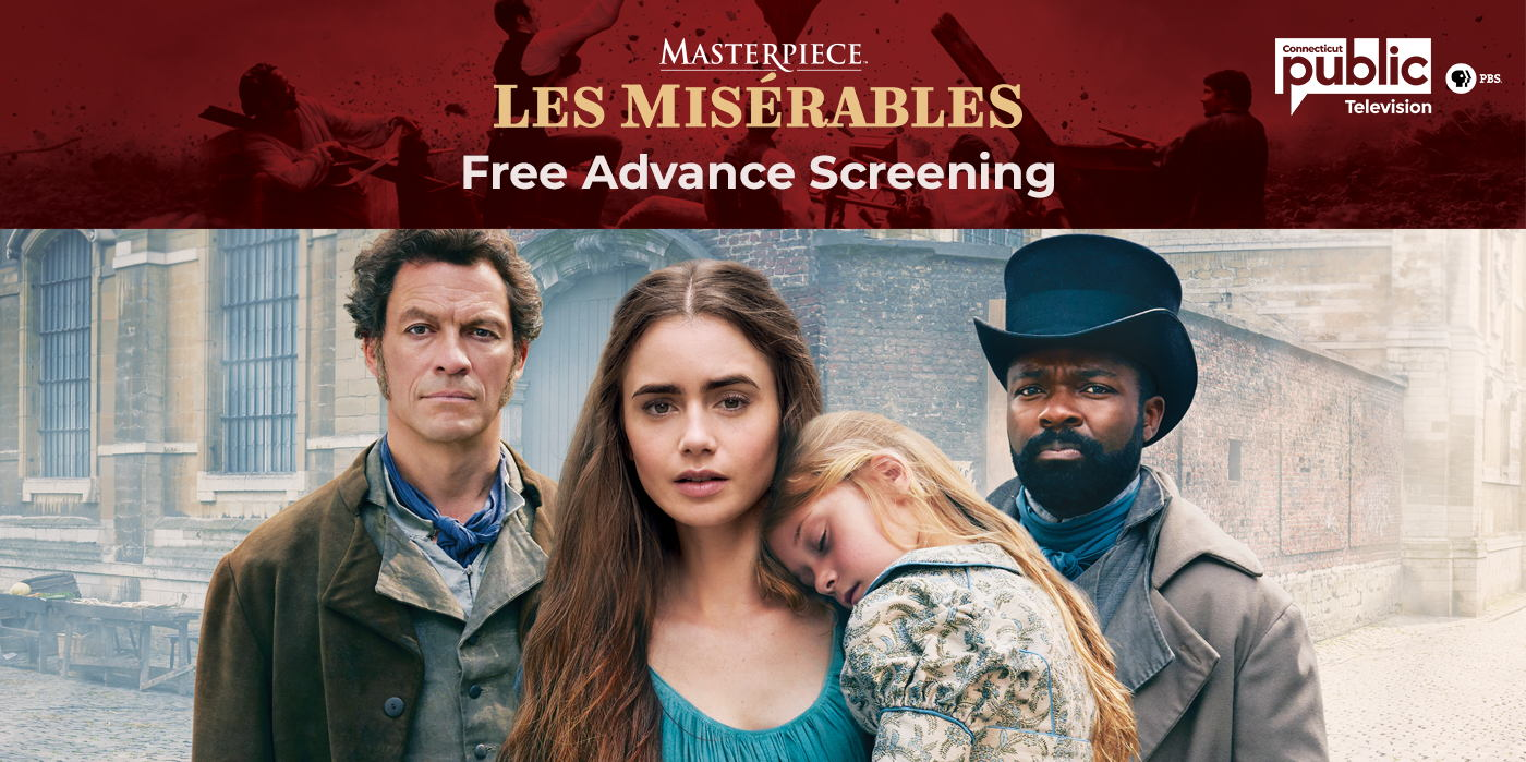 CT Public Free Advance Screening of Les Misérables  at the Shubert Theatre