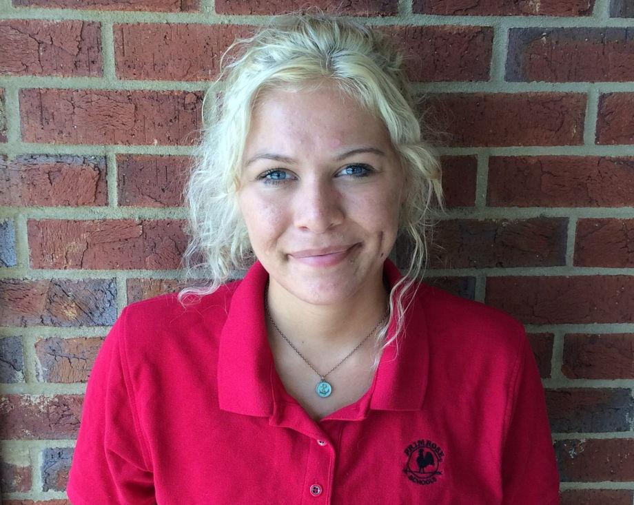 Ms. Samantha McClure , Older Toddler Teacher