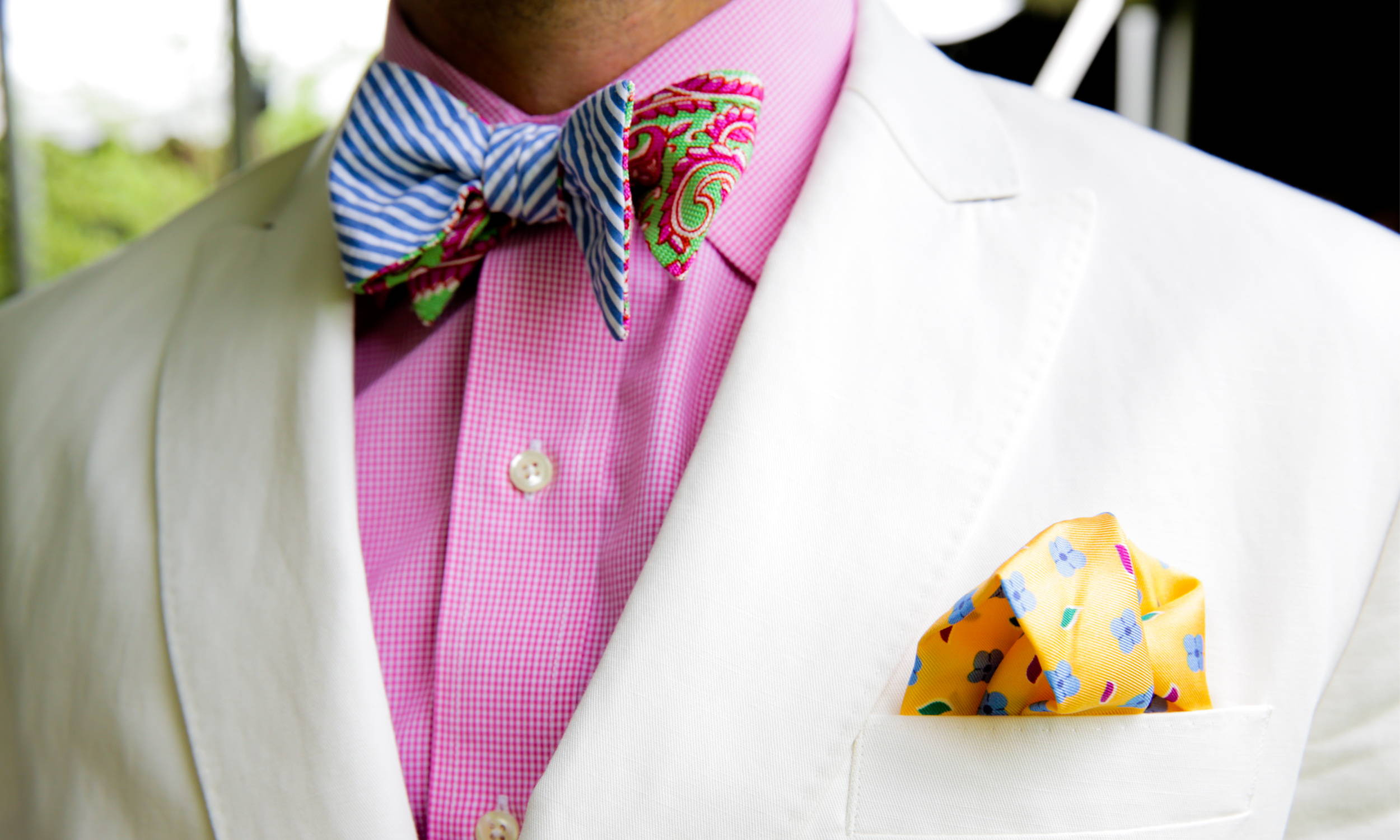 How to Wear Bow Ties