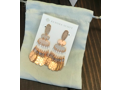 Kendra Scott Rose Gold Drop Earrings