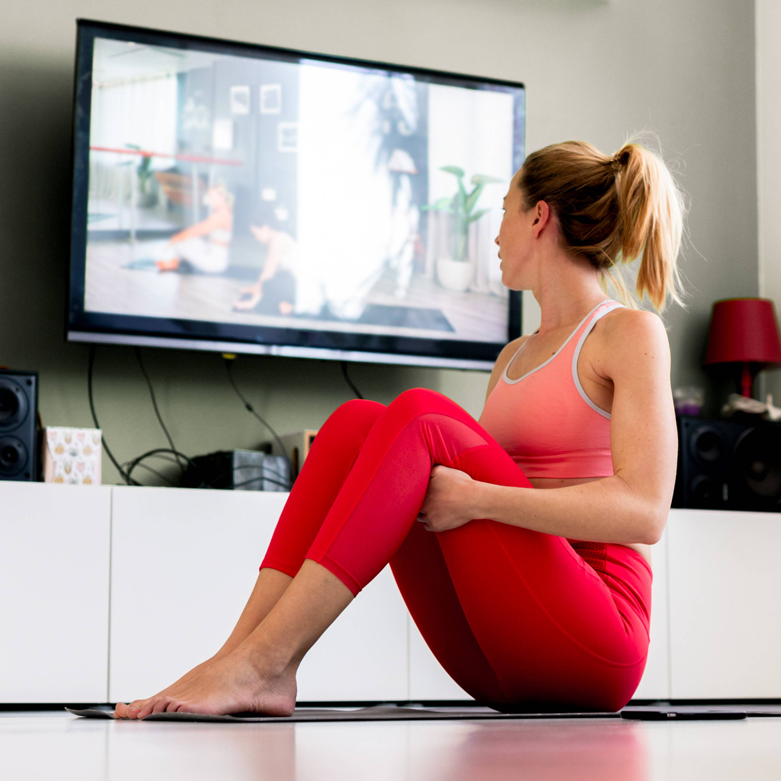 mistakes to avoid while working out from home