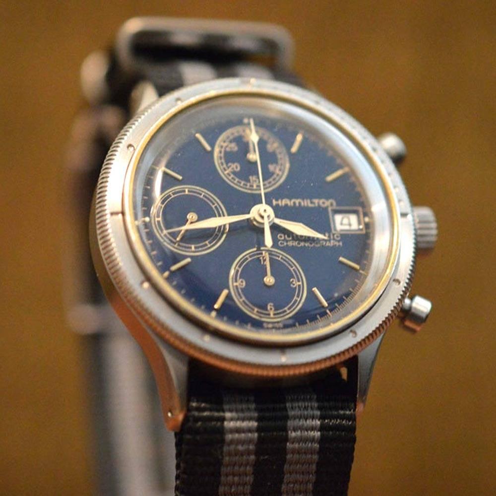 Hamilton Chronograph 9446 vintage watch