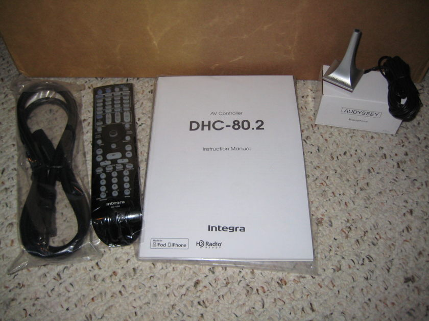 Integra DHC-80.2 9.2 Channel processor