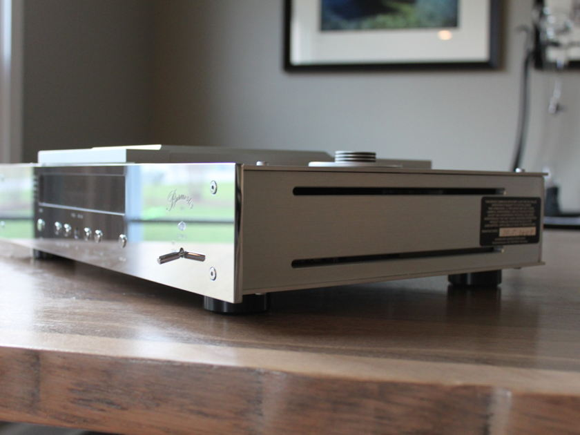 Burmester 061 CD Player and DAC