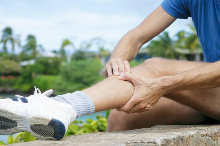 Anterior shin splints