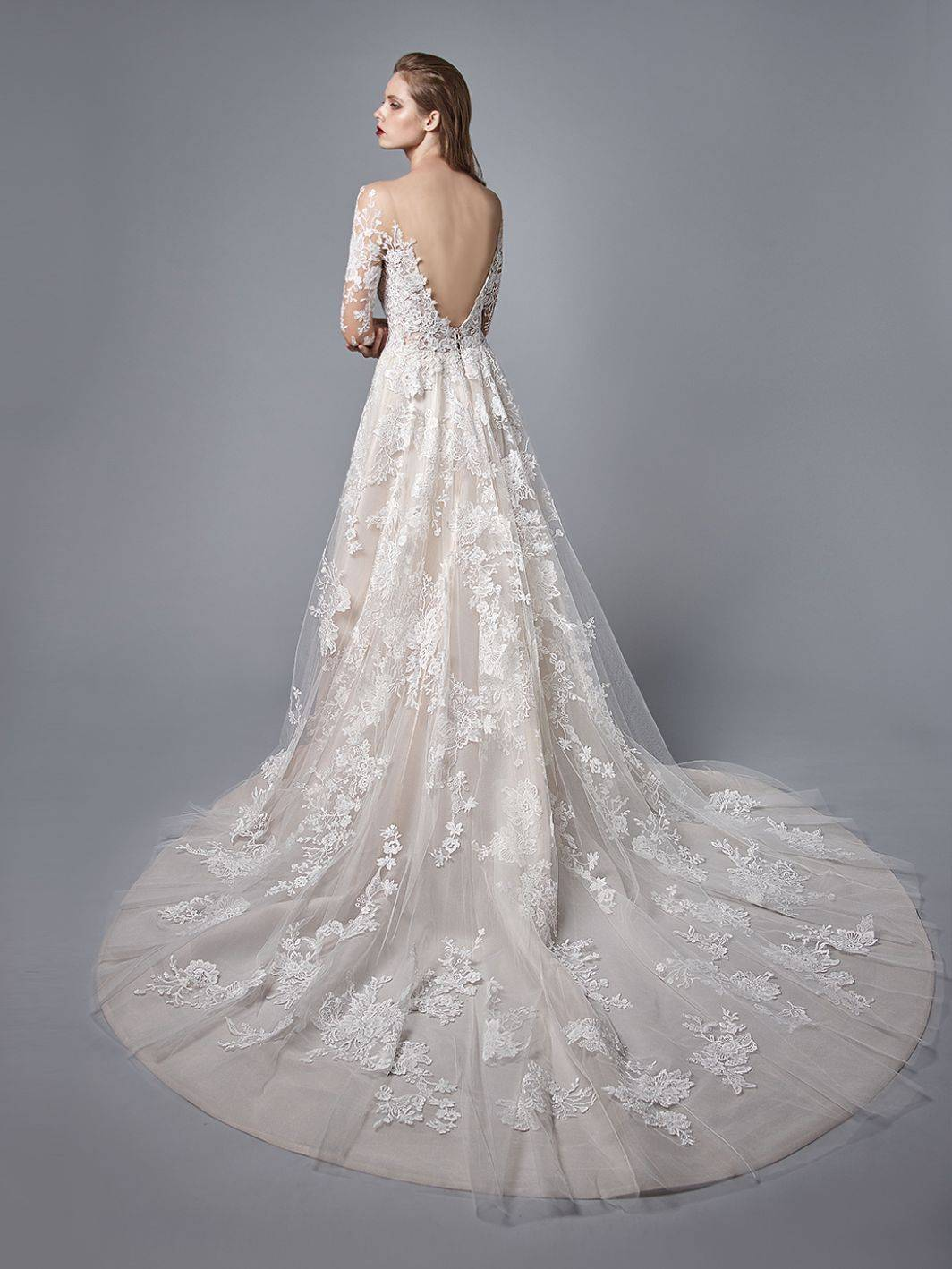 WEDDING DRESS ENZOANI LYSANDRA