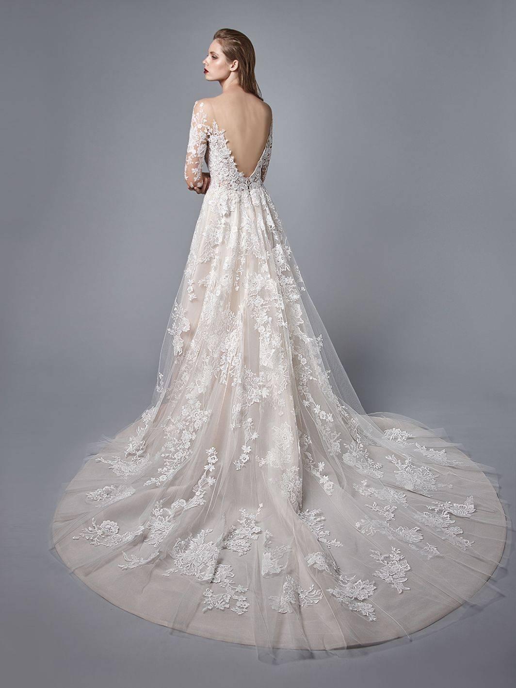 WEDDING DRESS ENZOANI LYSANDRA