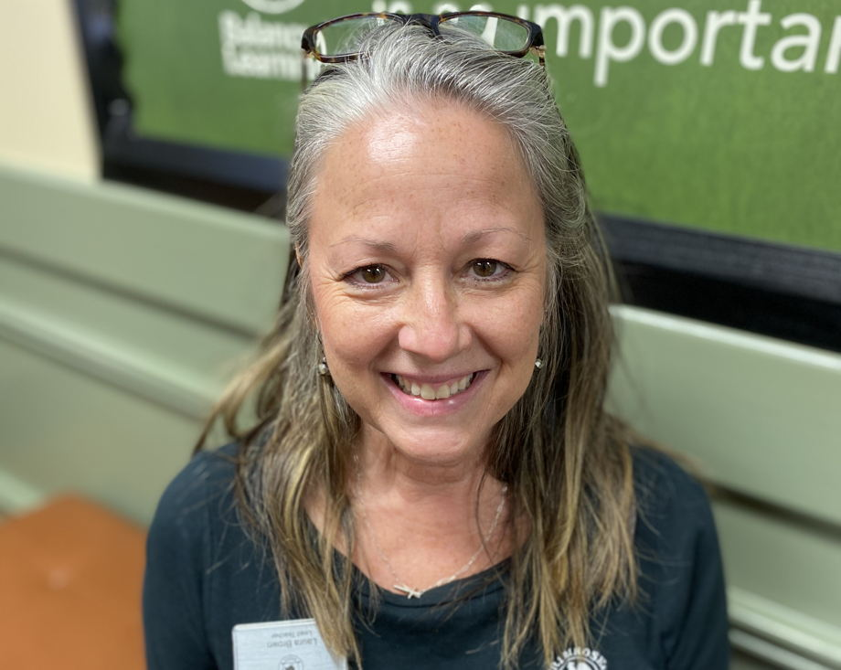 Laura Brown , Toddler Lead Teacher