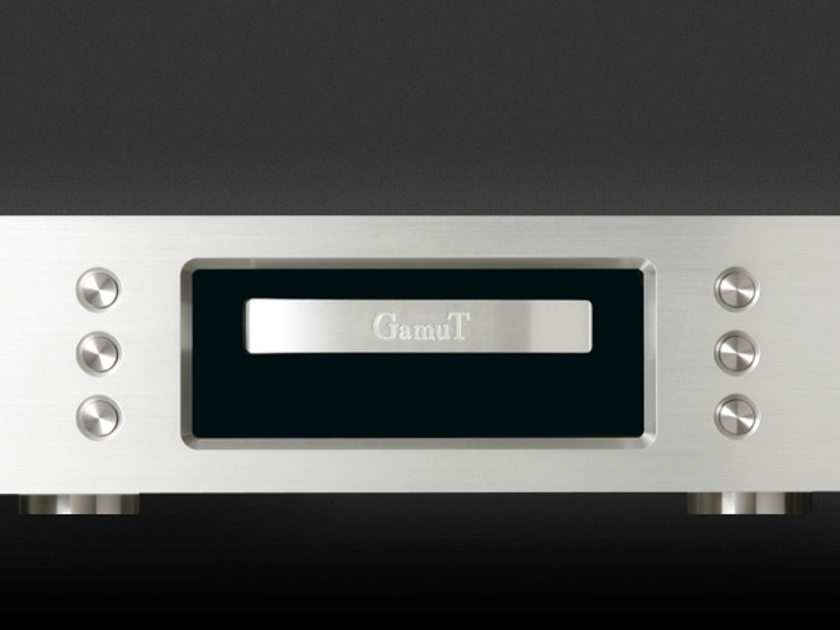 GamuT CD3 Player (best sound at value price)