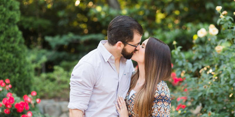 A Couple's Session Turned Surprise Engagement Session
