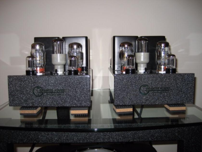 Granite Audio 864SR Monoblock Amps Power Amps