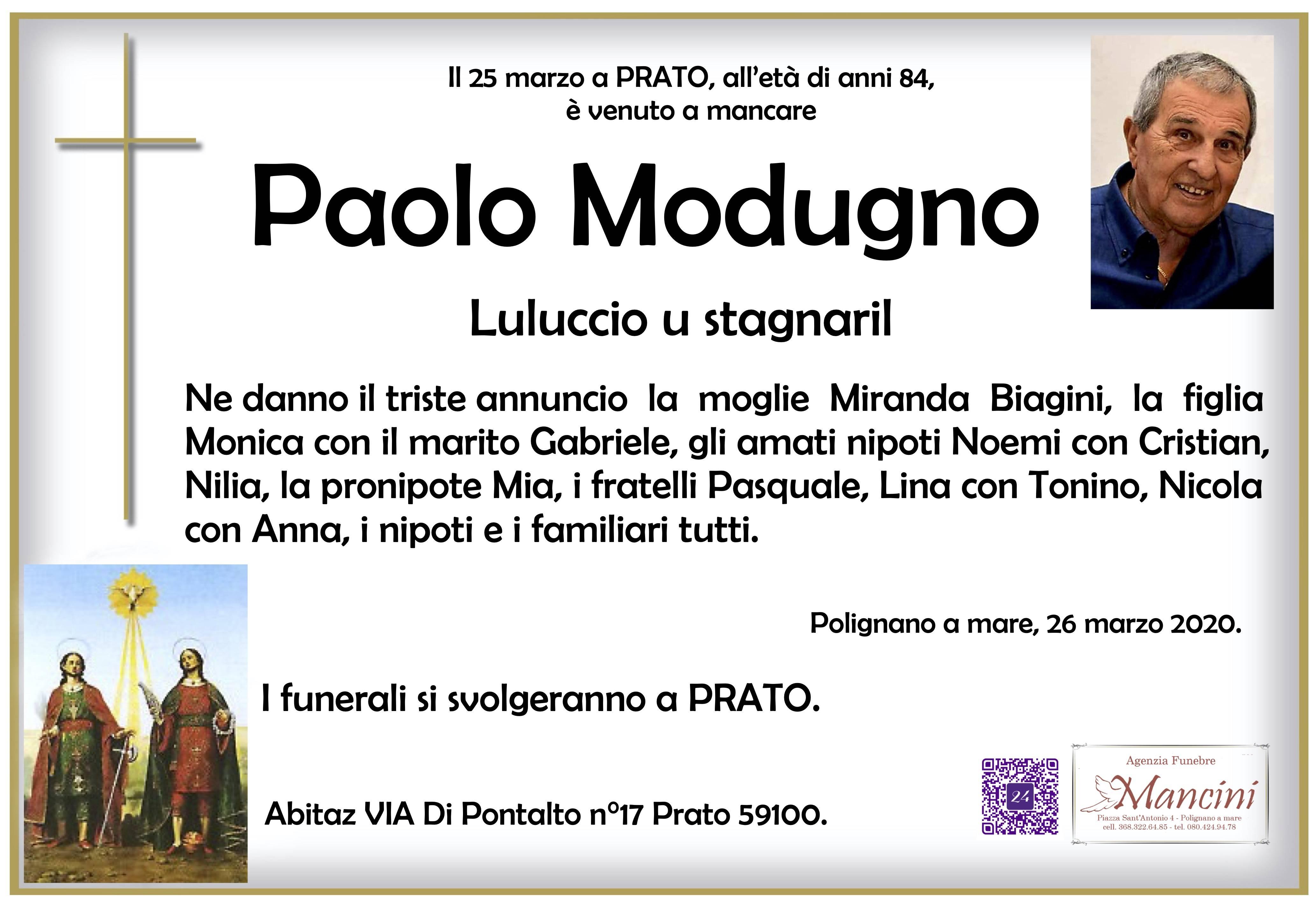 Paolo Modugno