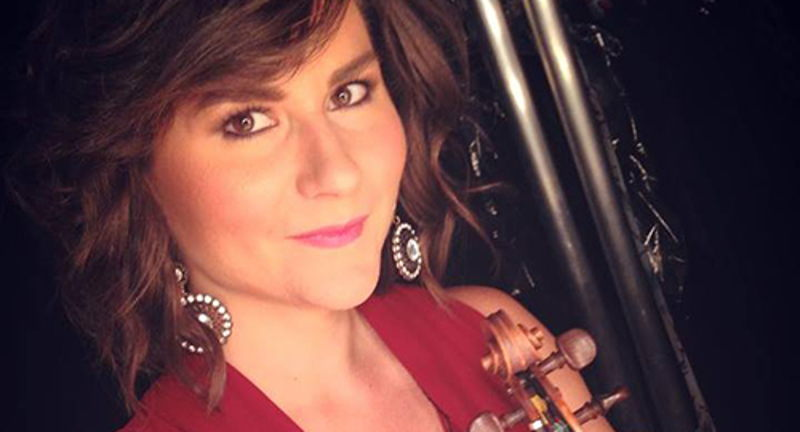 Country Music Hall of Fame and Museum Online Program: Live At The Hall: Jenee Fleenor
