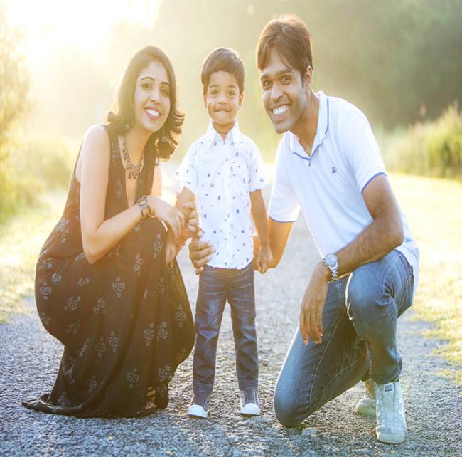 Viaan Family