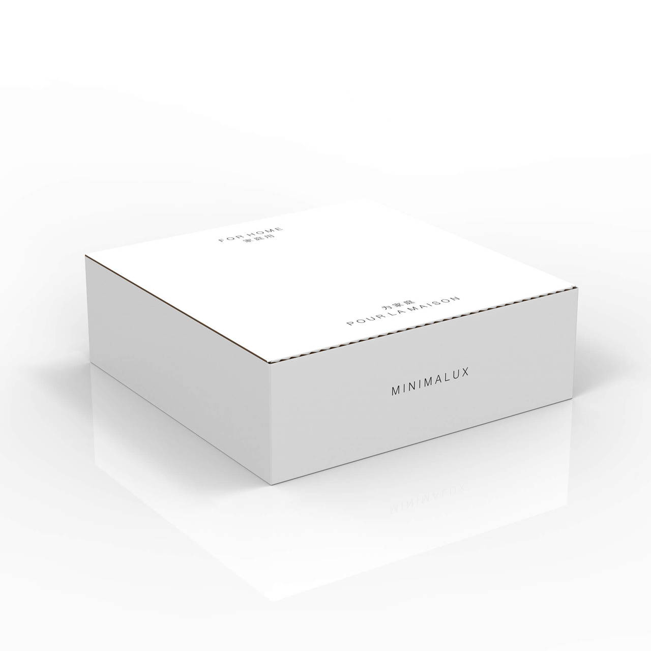 O-Mirror packaging