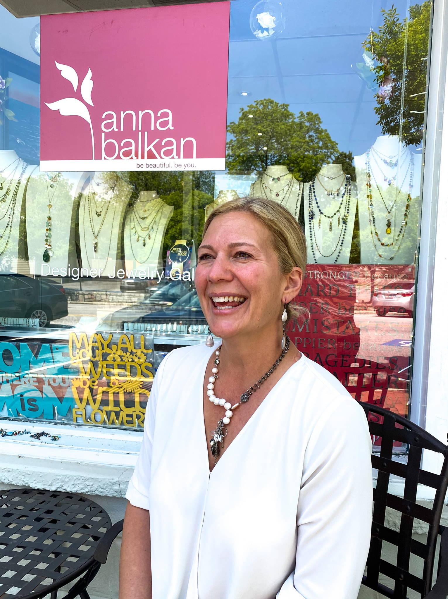 Client of Anna Balkan