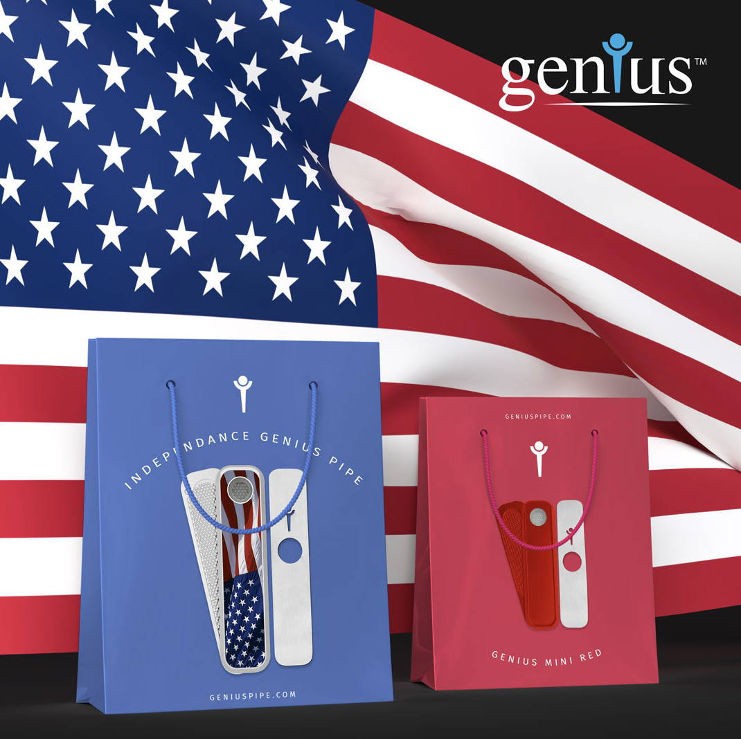 Genius Pipe Made In The USA