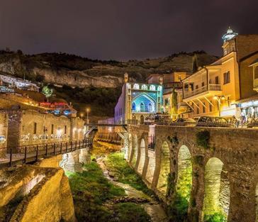 Гастрономически-исторический квест по старому Тбилиси