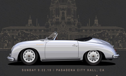 PCA-SGVR Concours d'Elegance and Zuffenhausen