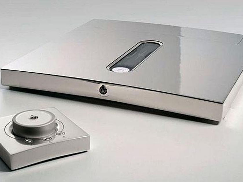 DEVIALET D-Premier DAC/Integrated Amplifier (Polished Chrome); Full Warranty; 77% Off