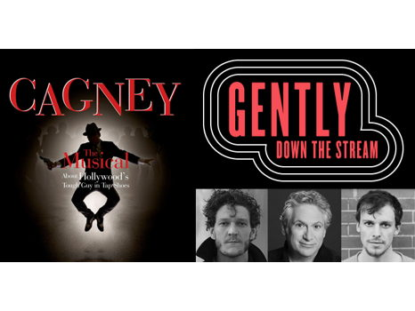 New York Theater: Cagney the Musical & Gently Down the Stream