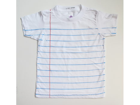 Looseleaf Kids Tee (size 12y)