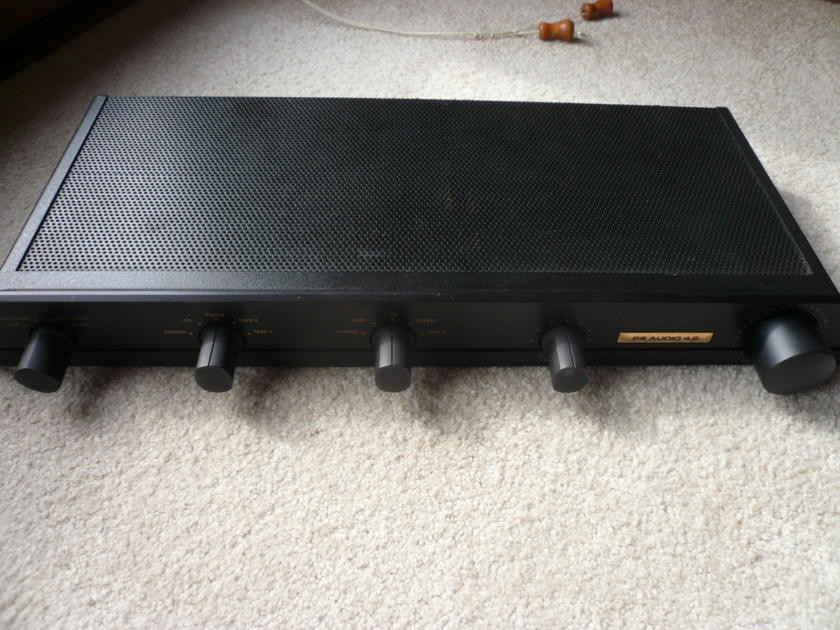 PS Audio Classic 4.6 Preamp with Phono and External Hi Current Power supply