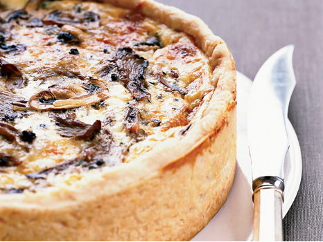 Quiche from Scratch with Louis & Cecile