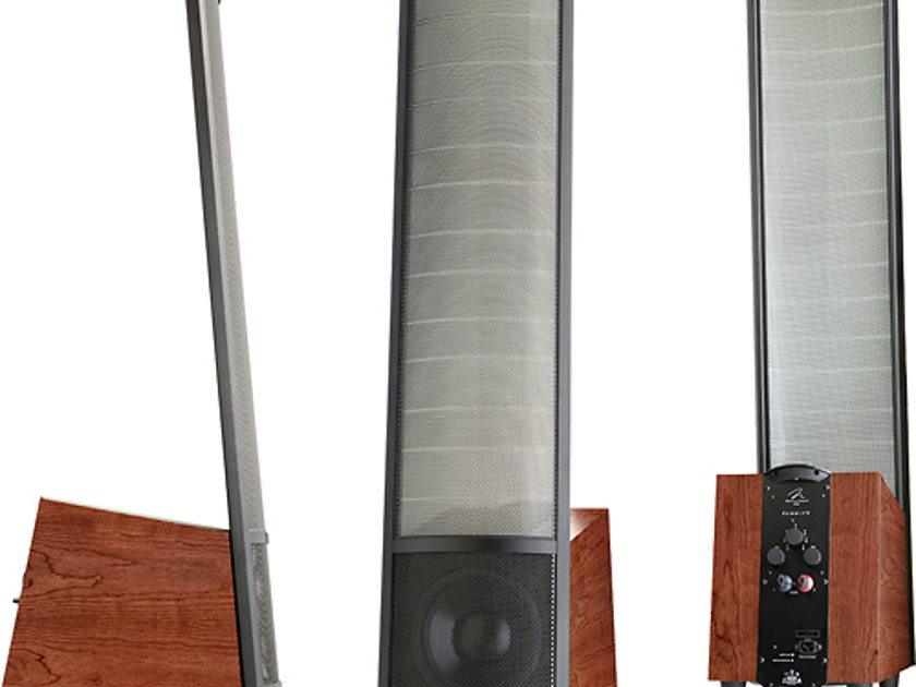 Martin Logan Montis (Pair) -Dark Cherry  **Limited Time Offer**
