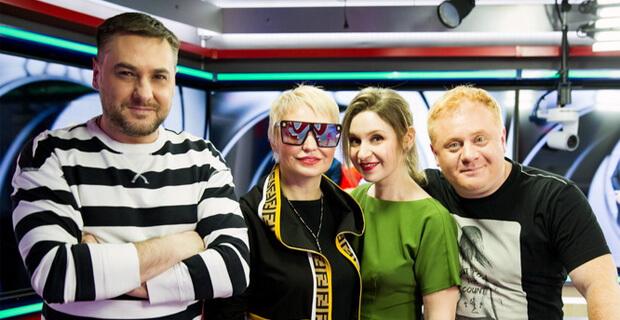 Катя Лель побывала в гостях у «Русских Перцев» - Новости радио OnAir.ru