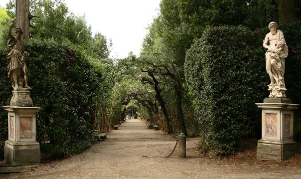 Сад Боболи