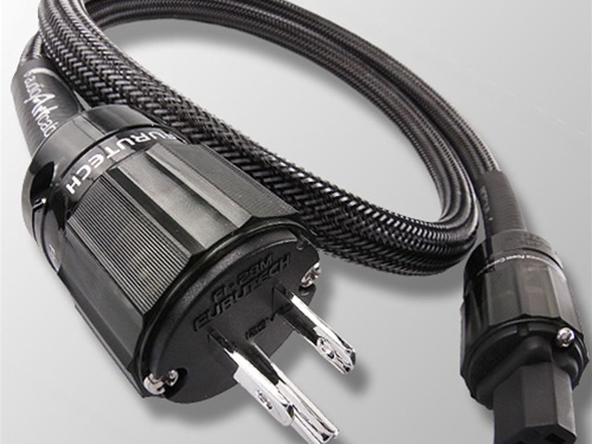 Audio Art Cable Statement II  10 gauge silver plated copper conductors w/ dual shielding!