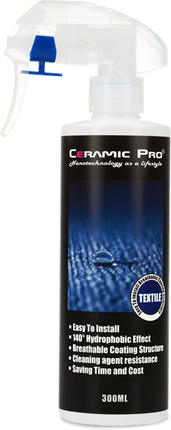 Ceramic Pro Textile - Autoskinz
