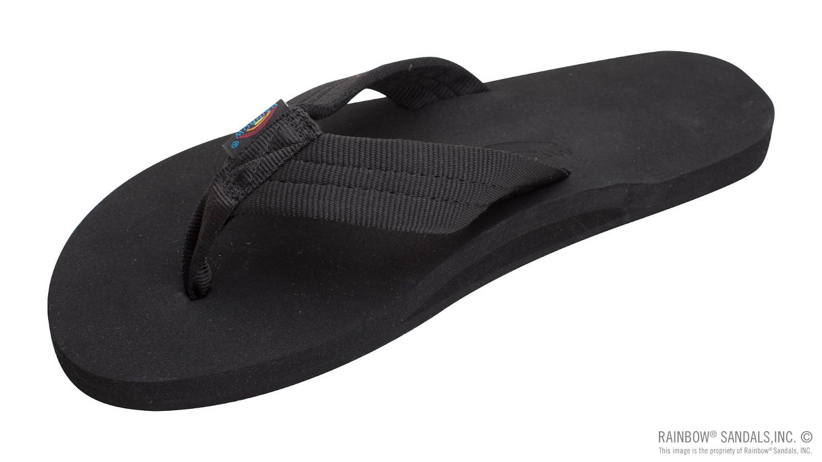 Rainbow Sandals, The Cloud, Single Layer Soft Top With Arch Support And Polyester Strap