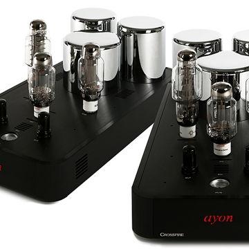 Crossfire Evo Mono Amps