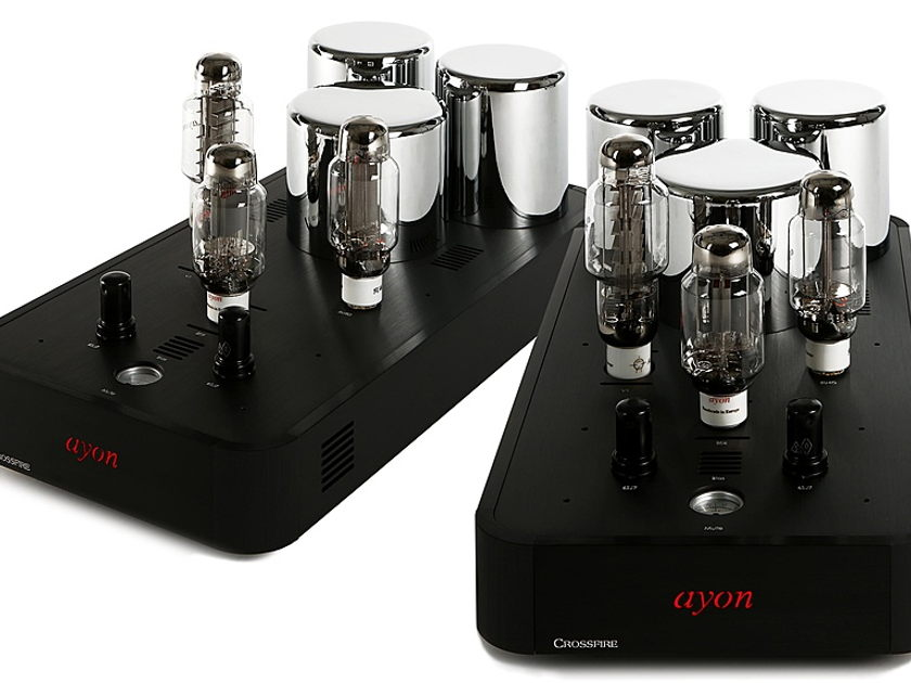 AYON AUDIO CROSSFIRE EVO MONO CLASS A BEST OF SHOW! 7 YEARS!