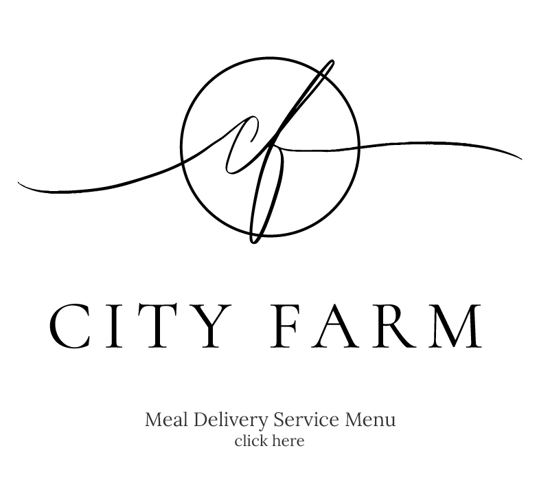 Logo - City Farm Catering | Curbside Pickup