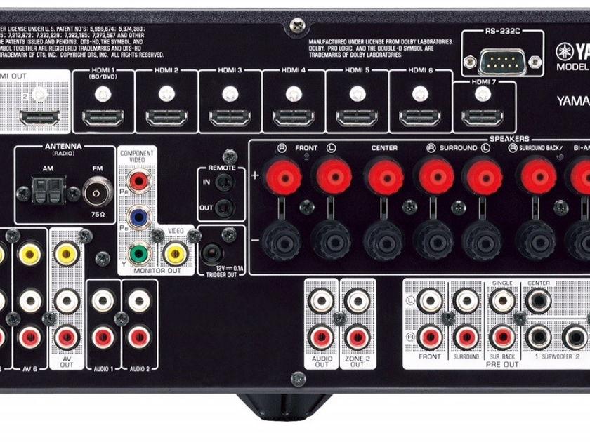 Yamaha Aventage RX-820 7.2 Surround Receiver