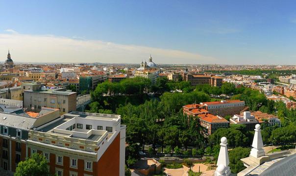 Обзорная экскурсия по центру Мадрида