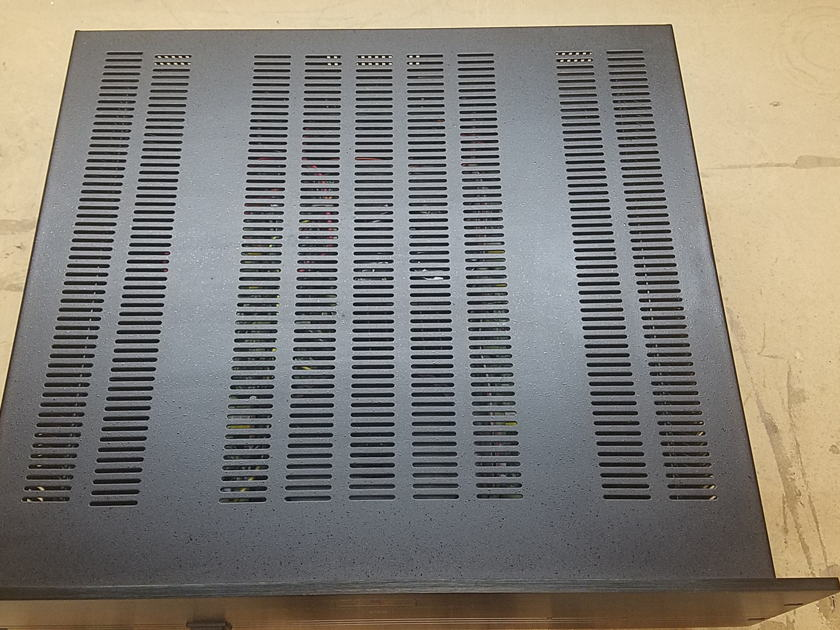 Parasound HCA-1200 mkII 2-Channel Amplifier