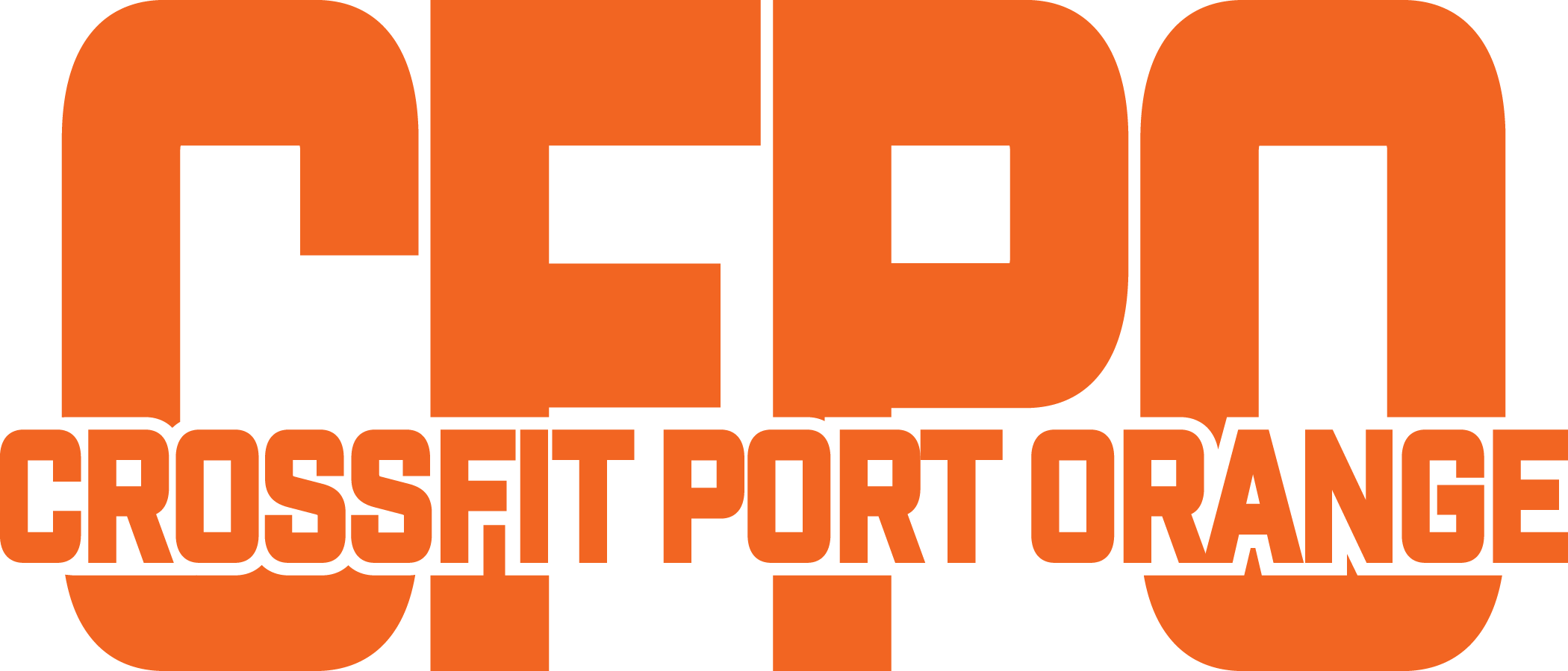 Crossfit Port Orange logo