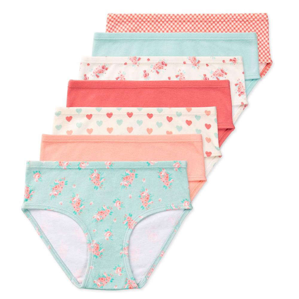 Gracie Girls Organic Cotton Briefs