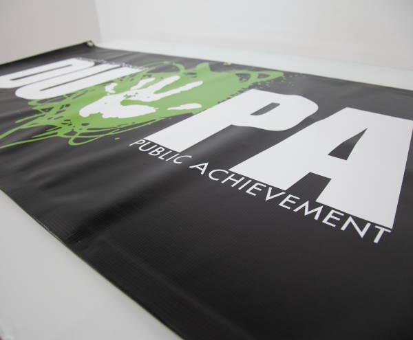 Signs & Banners - DUPA - Public Achievement Banner