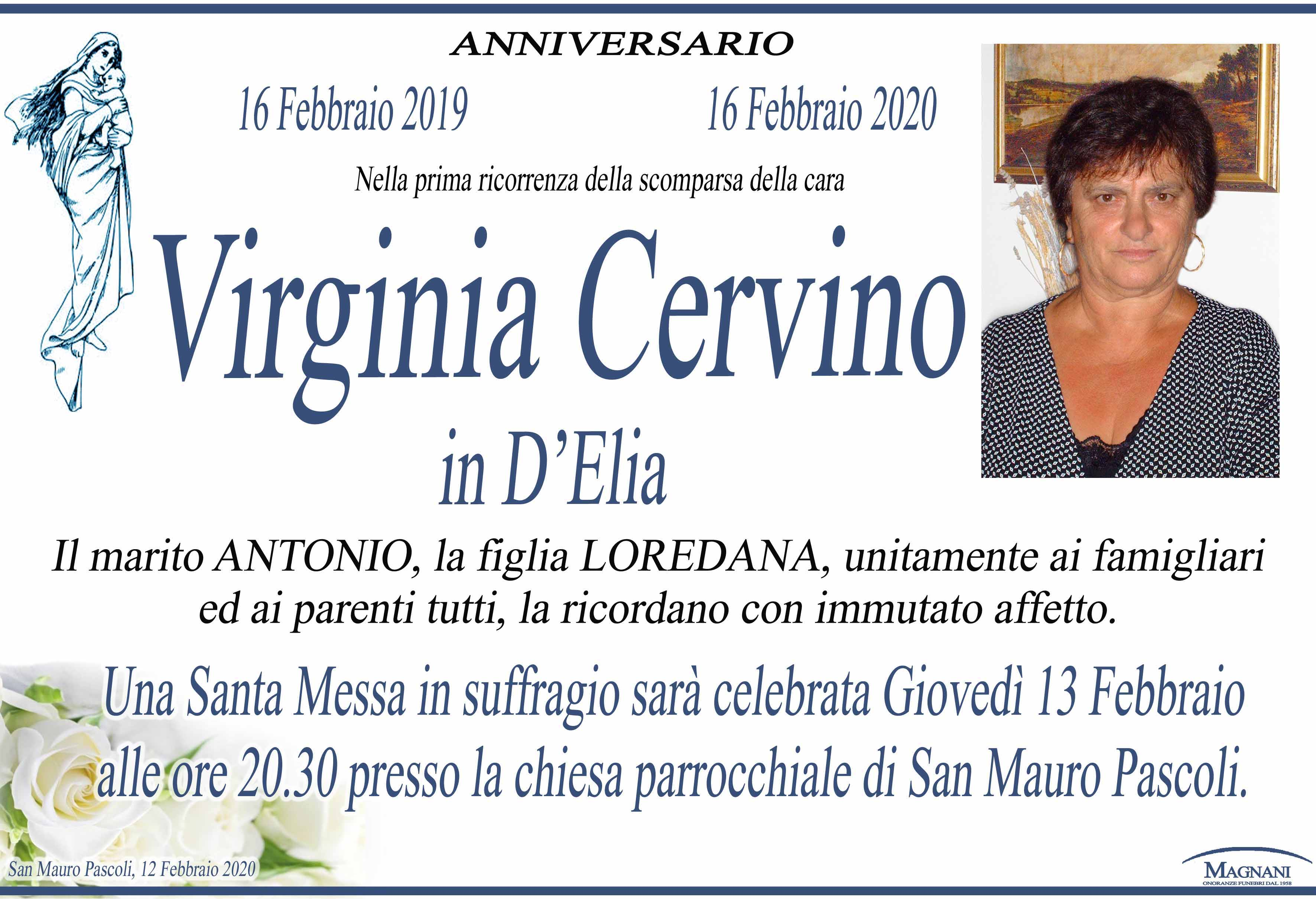 Virginia Cervino
