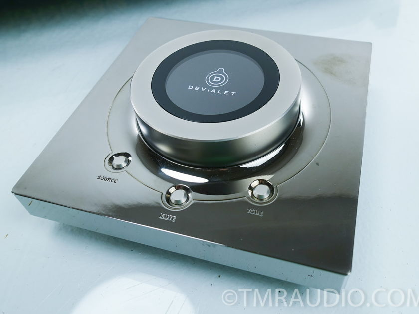 Devialet  400 Integrated Amplifier;  Streaming DAC; Excellent Condition;(8646)
