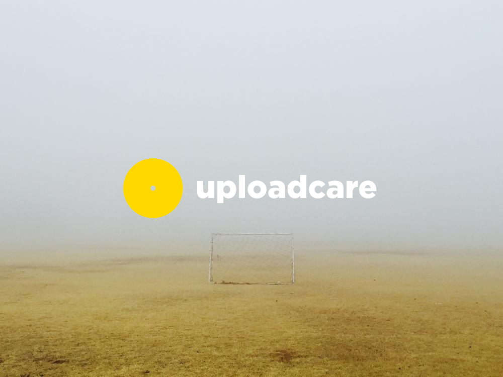 Uploadcare watermark
