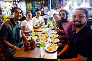 Street Food Trails China Town